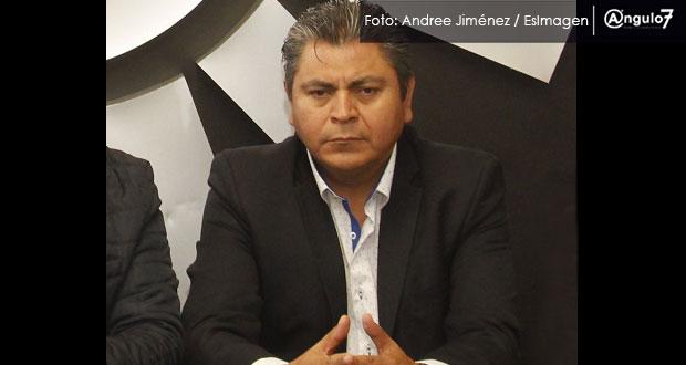 """PRD en Puebla depurará padrón de militantes que """"dobletean"""" en Morena"""