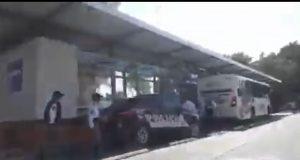 Ahora Línea 3 de RUTA atropella a mujer en Analco; operador escapa