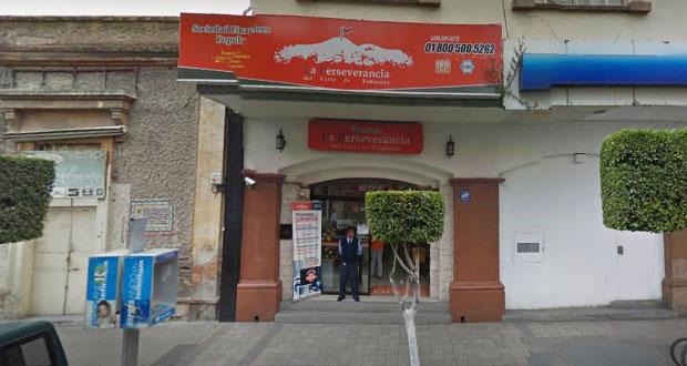Caja de ahorro en Tehuacán no operará como Sofipo