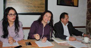 Daños a sindicato, autoataque de Juárez: trabajadora de Comuna