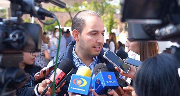 Con 79% de votos, Marko Cortés sería próximo presidente nacional del PAN