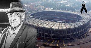 Fallece Don Melquiades, la voz del Estadio Azteca, a los 90 años
