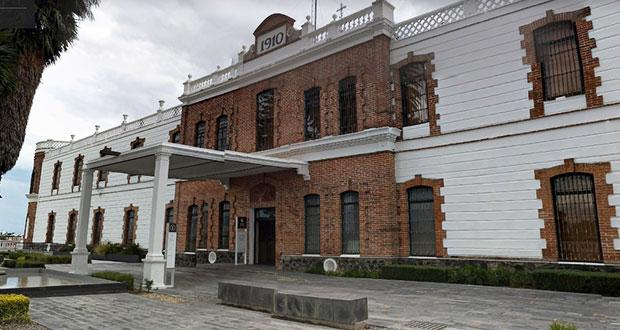 "Museo de Cholula, ""jardín de fiestas"" para boda de titular de Sdrsot"