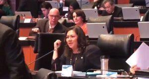 En Senado, Navarro pide a PGR investigar enriquecimiento de JJ