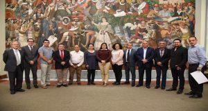 alvador Martínez rinde protesta como titular del Servicio de Limpia