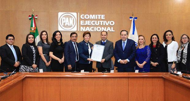 Acreditan a Marko Cortés como nuevo presidente nacional del PAN
