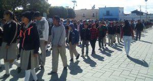 Piden a autoridades de Amozoc apoyo para escuelas del municipio