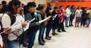 Poblanos declamarán poesía en Espartaqueada Cultural de Antorcha