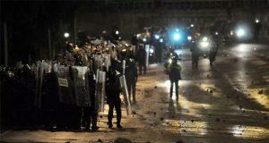 Policía Federal libera la México-Toluca tras 20 horas de bloqueo