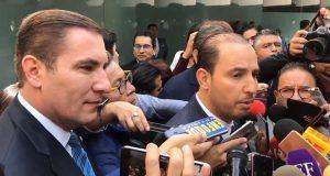 Cortés designa a Moreno Valle como coordinador del PAN en Senado