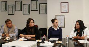 SEEP y Congreso de Puebla establecen agenda en común sobre salud