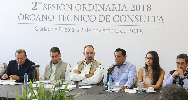 Presentan en Puebla resultados nacionales de infraestructura educativa