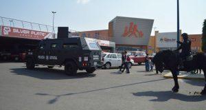 """SSP desplegará en Puebla 1,870 elementos por """"Buen Fin"""" 2018"""