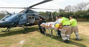 SUMA en Puebla ha brindado atención médica en más de 630 accidentes