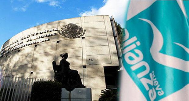 Sellan destino de Nueva Alianza: Tepjf confirma quitarle registro