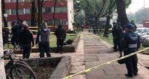 En Tlatelolco, CDMX, hallan maleta con restos de una menor de edad