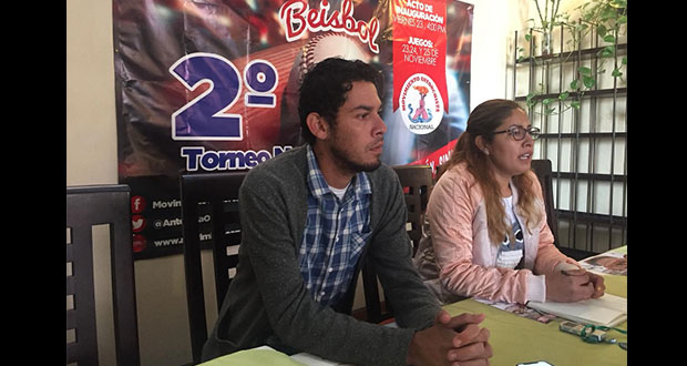 Del 23 al 25 de noviembre, Torneo Nacional de Béisbol de Antorcha