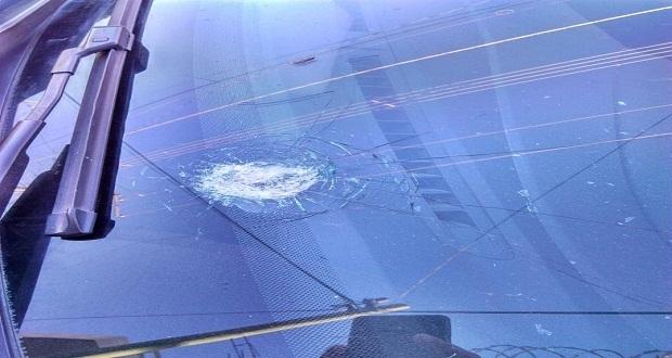 En la Virreyes-Teziutlán, apedrean autos para asaltarlos; autoridades, omisas