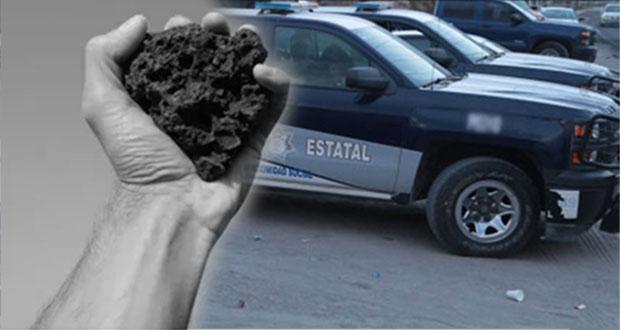 Agreden a policías y militares en Tepeaca por operativos contra huachicol