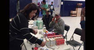 Ofrecemos atención médica, comida y asesoría a migrantes: Rivera