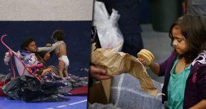 Estos son los lugares a los que puedes llevar ayuda para migrantes