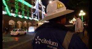 PAN en Cabildo pide seguir con Citelum mientras se lanza licitación