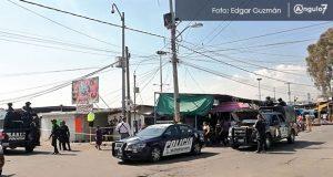 En menos de 3 horas, asesinan a balazos a cuatro personas en Puebla capital
