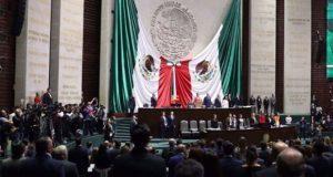 En San Lázaro, Morena propone reformas para crear Guardia Nacional