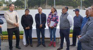Ceaspue y edil de Tlahuapan fomentarán rescate del río Atoyac