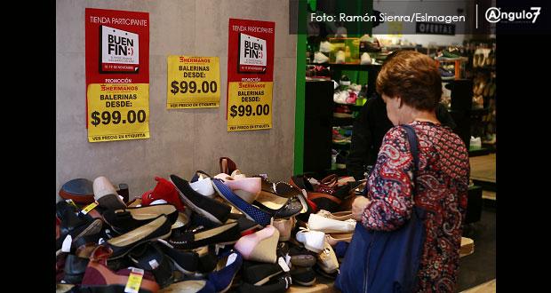 Centros comerciales generarán 60% de las ventas en El Buen Fin: Acecop