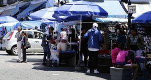Canaco alerta crecimiento de ambulantes en CH