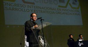 Administración de BUAP inaugura congreso internacional de innovación