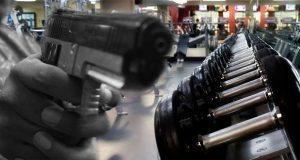 Comando asalta a clientes de gimnasio en colonia Reforma Sur