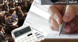 Diputados presentarán declaración patrimonial en máximo una semana: Biestro