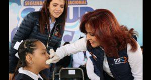 DIF pone en marcha segunda semana nacional de salud bucal en Puebla