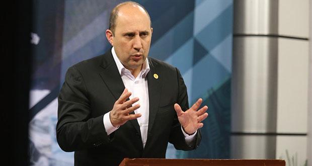 Manzanilla presenta iniciativa que evita desvío de fondos federales