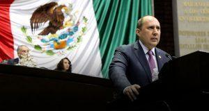 Manzanilla propone prisión preventiva oficiosa por espionaje