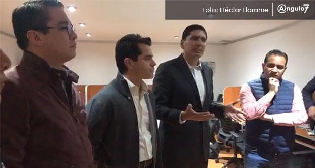 Tarifas del agua confrontan, otra vez, a diputados de Morena y del Frente
