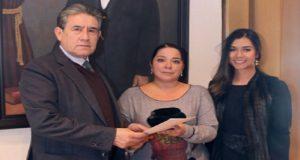 María Luisa Díaz, nueva directora de Archivos y Notarías
