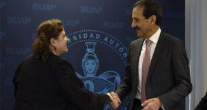 Egresados de FIQ de la BUAP son reconocidos en extranjero: Esparza