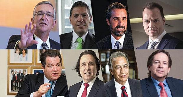 Salinas Pliego y Carlos Hank, entre empresarios que asesorarán a AMLO