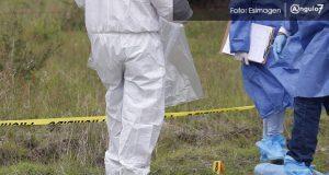 Hallan 2 muertos en Cholula y 2 en Zoquitlán