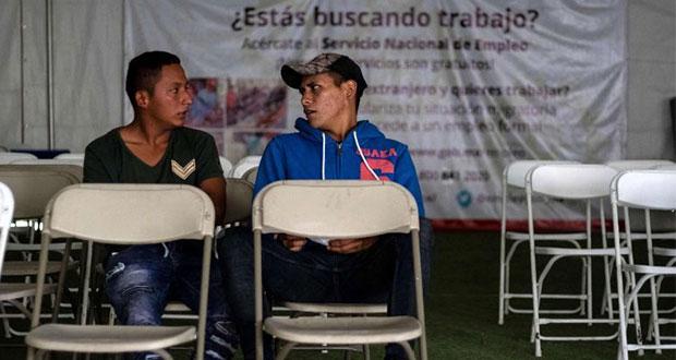 En Tijuana, ofrecen empleo a migrantes, pero también los detienen