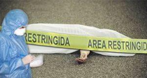 Encuentran cadáver envuelto atrás de escuela en Xochimehuacan