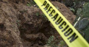 En Ciudad Serdán, hallan fosa clandestina con tres supuestos secuestrados