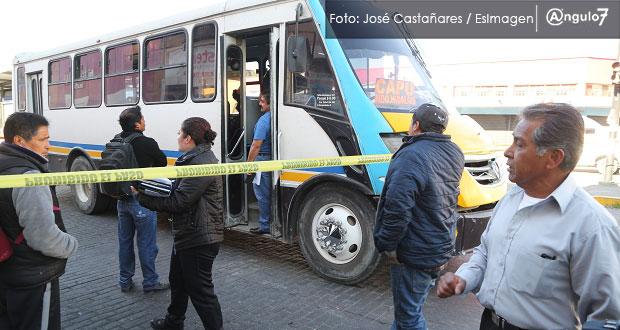 Consideran elevar penas por accidentes viales imprudenciales en Puebla