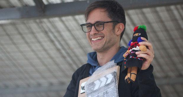 Festival de cine del EZLN galardona a Gael García Bernal
