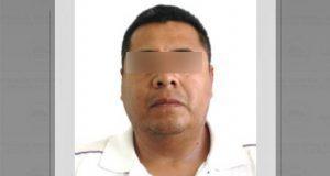 Detienen a sujeto por homicidio, robo y asociación delictuosa en 2003