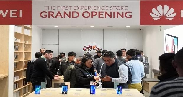 ¿Quiere cambiar de celular? Huawei abre su segunda tienda en México
