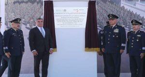 Gali inaugura Industria Militar con dos fábricas e inversión de mil 300 mdp